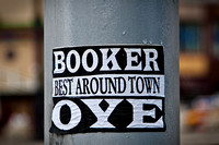 BOOKER Best Around Town OYE