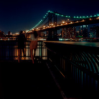 20120630 Brooklyn Bridge Park at night