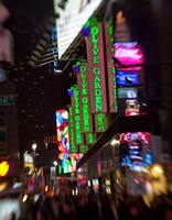 Times Square @ Night