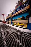 Coney Island in the Snow 1/18/09